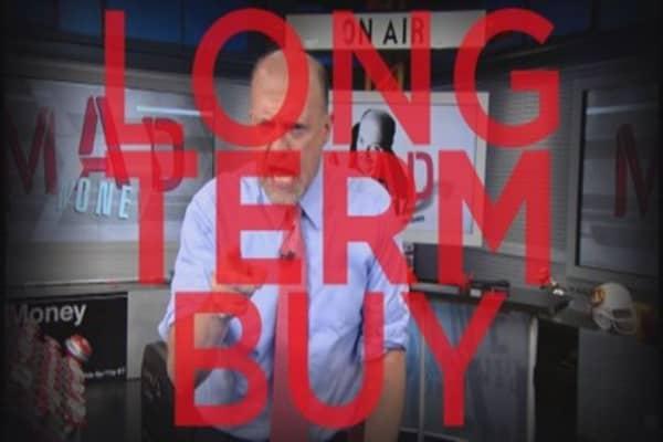 Cramer: Do not sell this stock