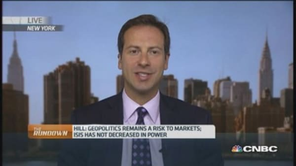 US markets not done with volatility yet: Expert