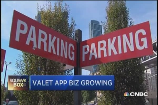 App makes parking easy