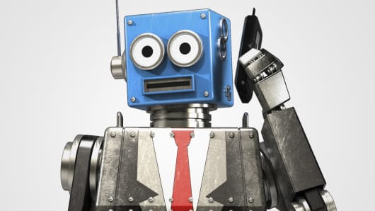 Robots May Make It Harder For Some Americans To Get Ahead