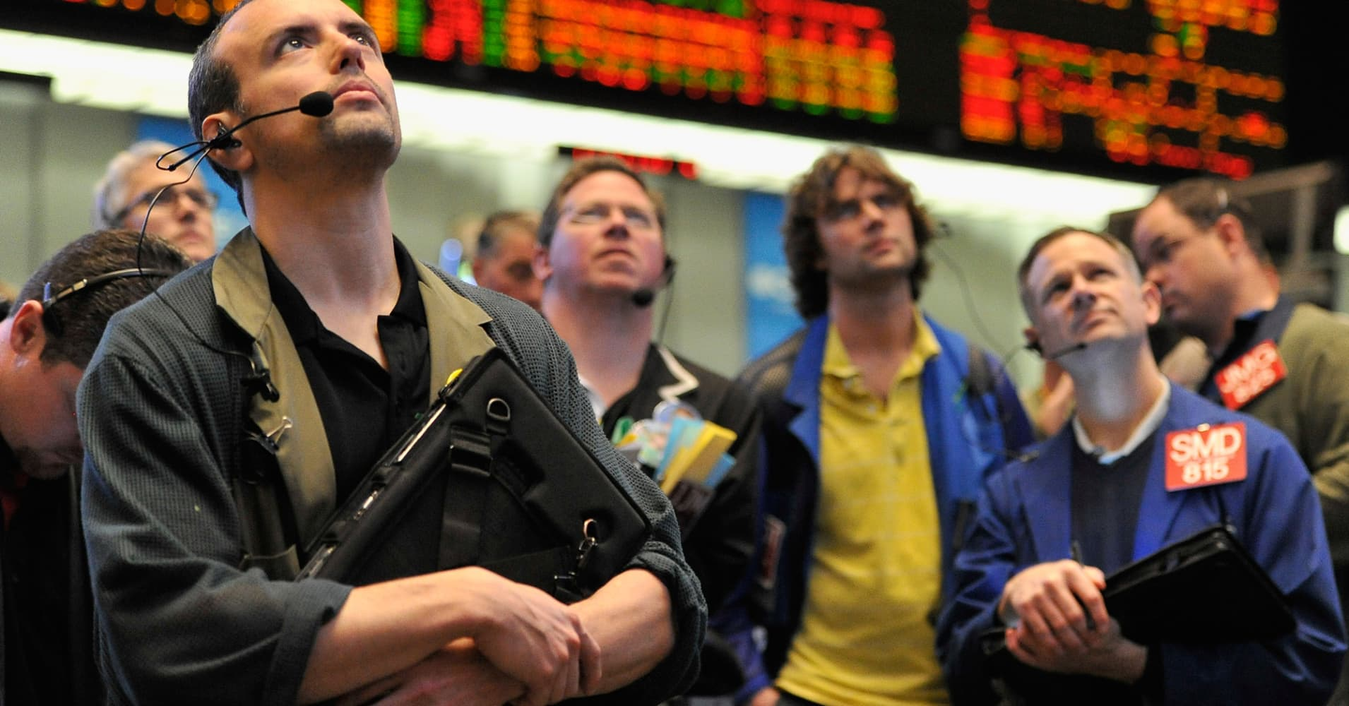 Interest rates shoot higher amid worries the central bank easy money party is over