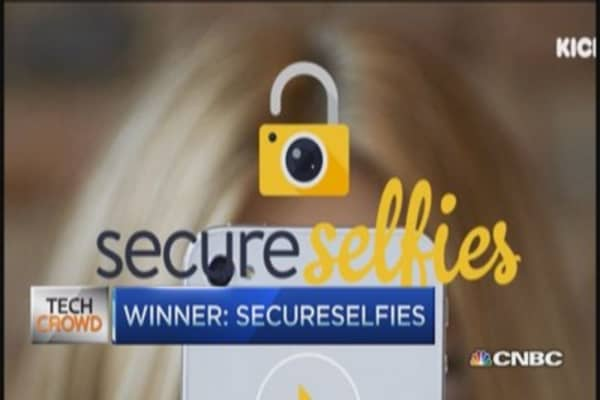 Tech Crowd leader of the week: Secure Selfies