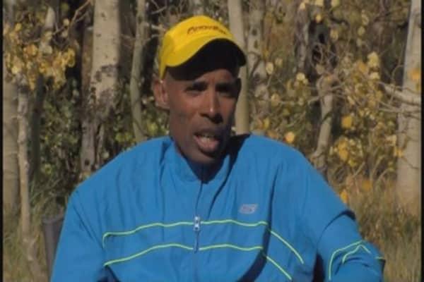 The business of marathon running