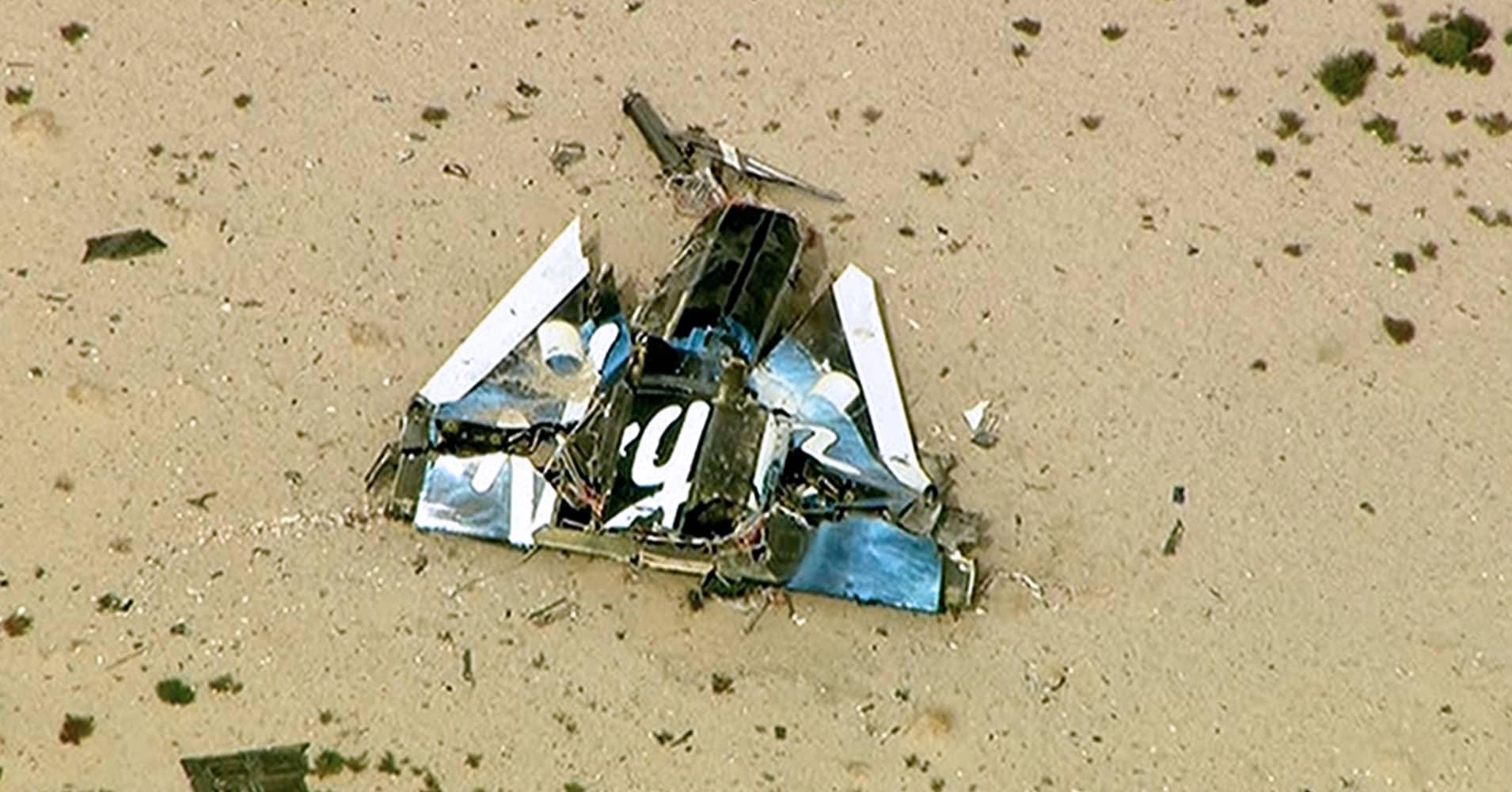 spacecraft crash - photo #34