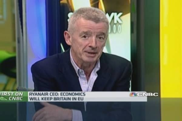 Where has 'cuddly' Ryanair gone?