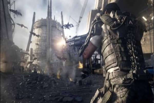 Fans line up for 'Call of Duty' early release