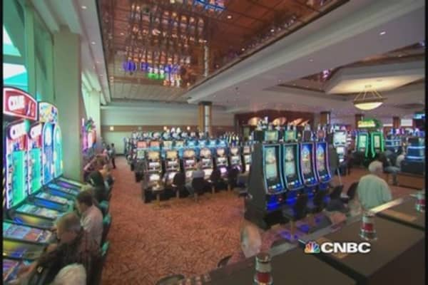 Vegas bets on Massachusetts