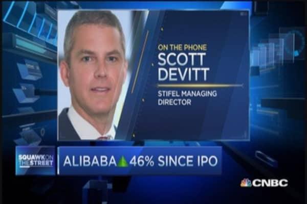 Alibaba a 'buy' at Stifel