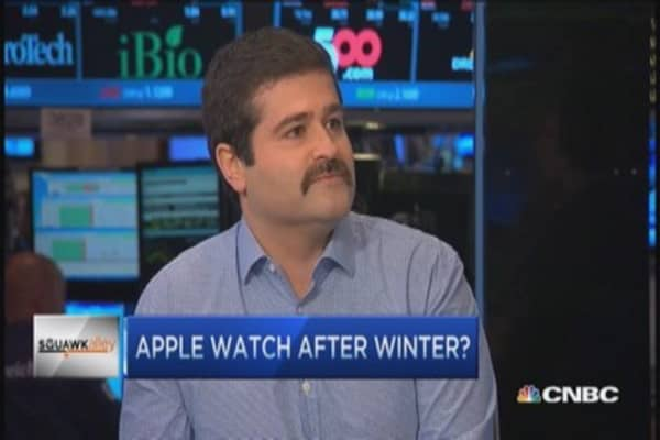 Concerned about Apple fatigue: Rubin