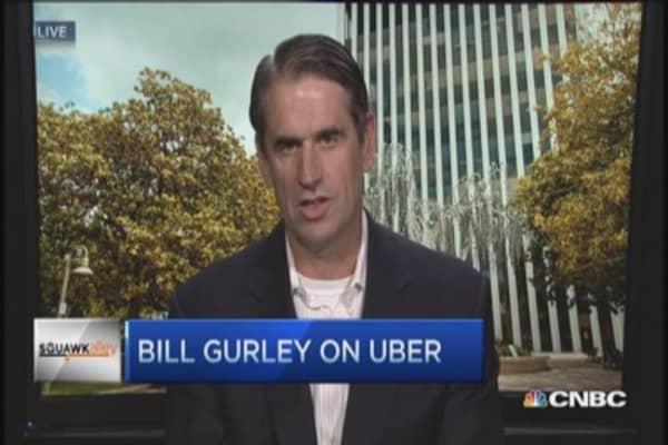Uber mass market phenomenon: Bill Gurley