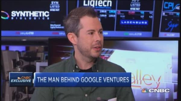 Google Ventures' health care investments