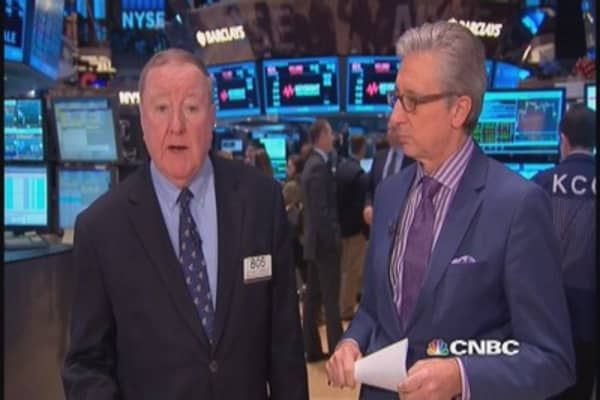 Cashin says election next market catalyst