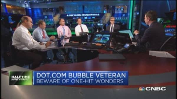 Dot com bubble veteran