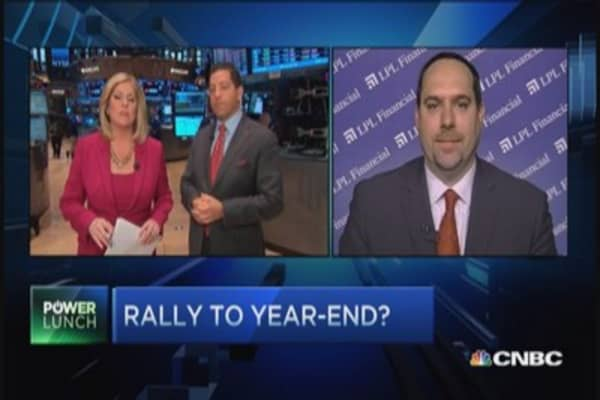 Rally to year-end?