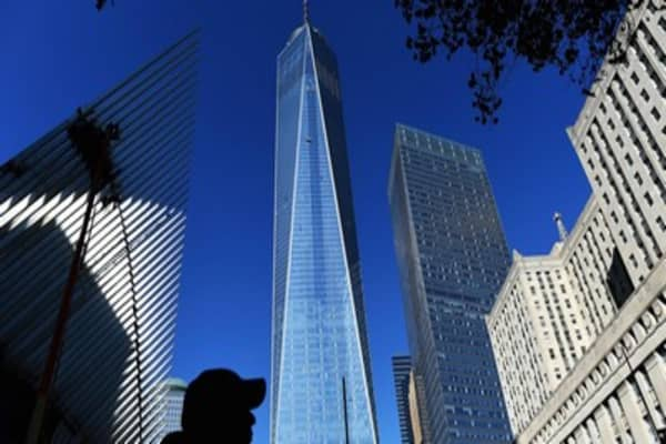 Conde Nast's WTC move-in day