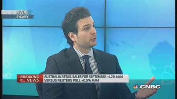 Australia consumption is growing moderately: Pro