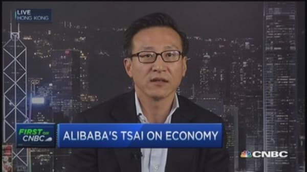 Alibaba's 'Singles Day' focus