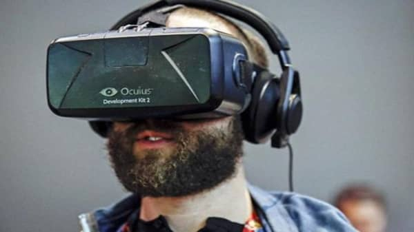 Oculus CEO: VR months away