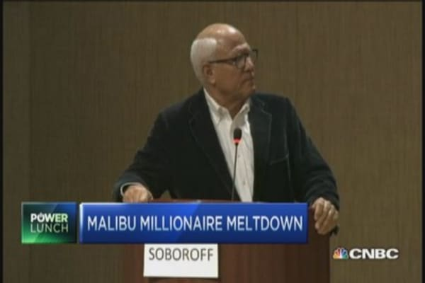 Malibu millionaire meltdown