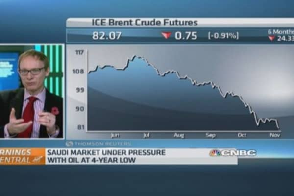 Saudi Arabia: Too reliant on oil?