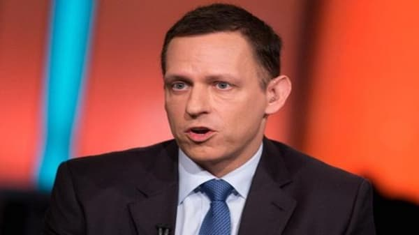 Thiel: Both Dems & GOP in Middle Ages
