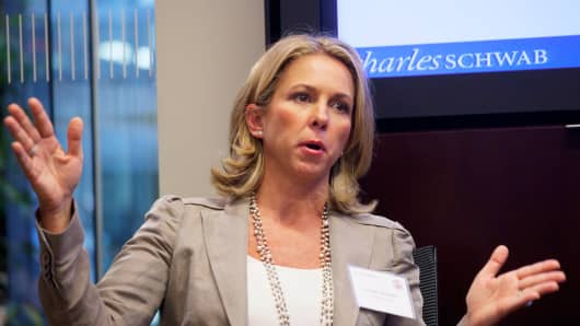 Liz Ann Sonders, Charles Schwab's chief investment strategist
