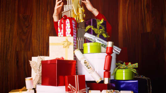 Holiday presents, christmas gifts