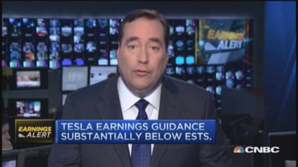 Don't chase Tesla here: Trader