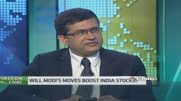 BSE CEO: Modi is delivering changes in India