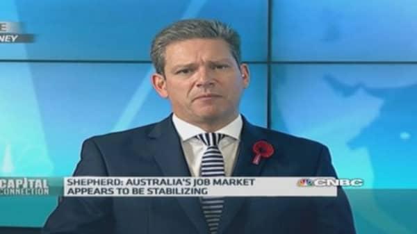 'Cautiously optimistic' on Australia jobs: Pro