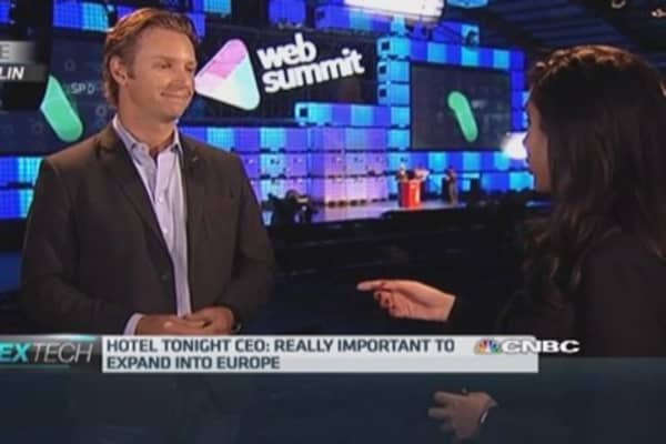 Checking in with HotelTonight CEO