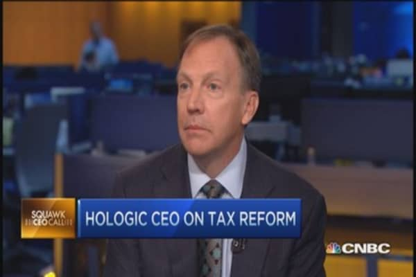 Hologic CEO: Unintended consequences of ACA tax