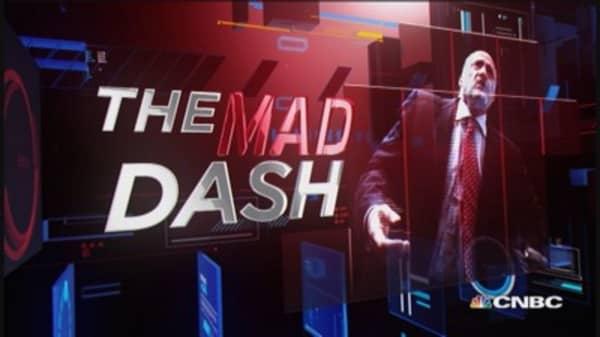 Cramer's Mad Dash: Whole Foods refresh