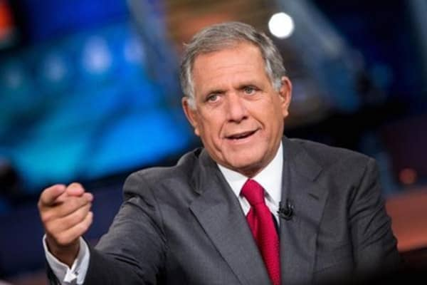 CBS CEO: Networks