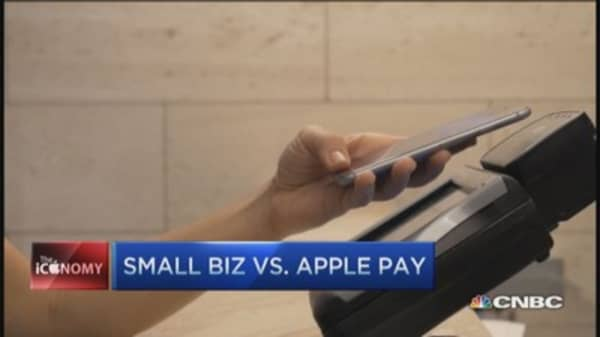 Apple Pay... no thanks!