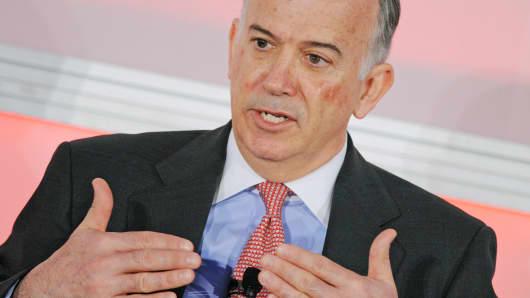 Genworth Financial CEO Tom McInerney