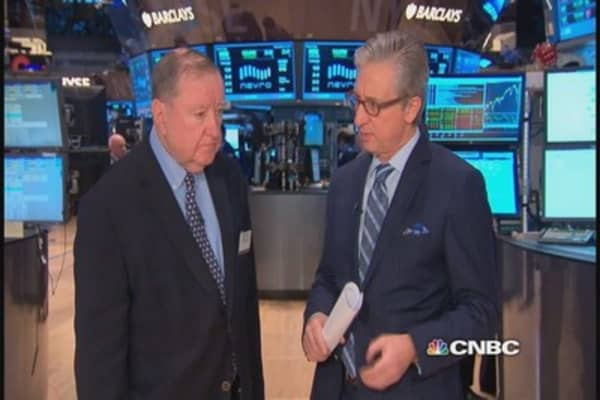 Cashin says Draghi provides markets sigh of relief
