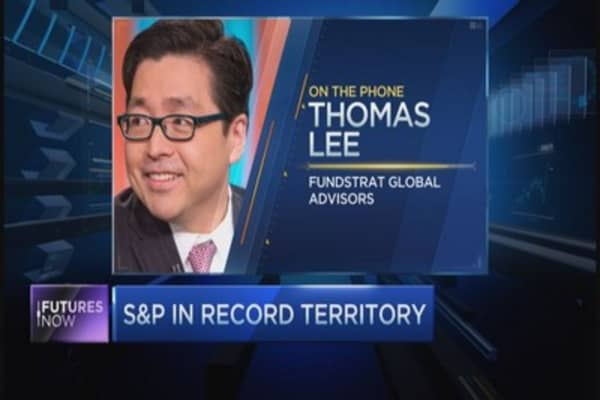 Tom Lee: Why stocks will keep rallying