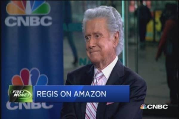 Regis Philbin playbook: Alibaba