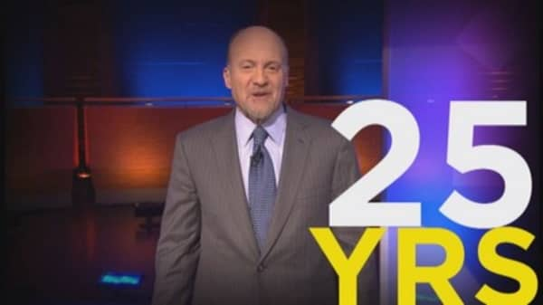 Cramer's Stocks For The Next 25 Years