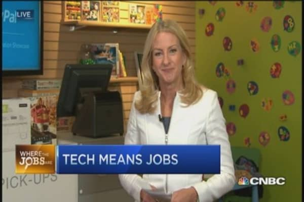 Need a job? PayPal's looking for techies