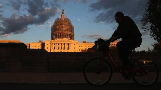 U.S. Capitol building Washington