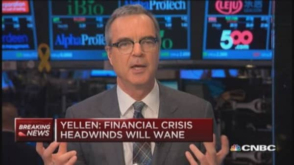 Fed's emergency powers