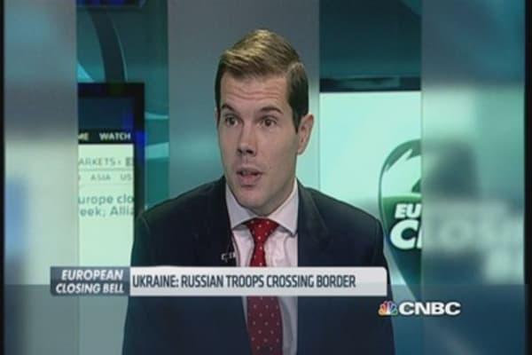 Russian ruble 'under pressure'