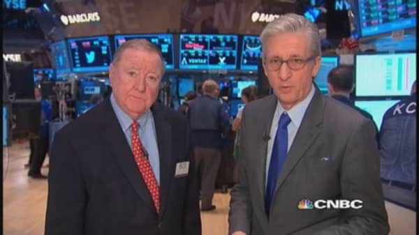 Cashin: Slight disappointment in jobs
