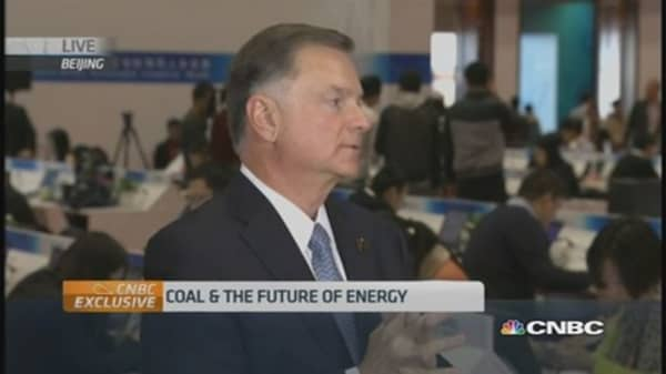 Peabody Energy: Don't write off coal just yet