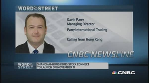 Who benefits from HK-Shanghai trade connect?