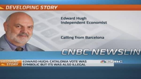 Catalonia vote 'symbolic, illegal': Pro