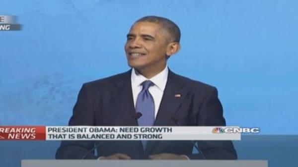 If China-US work together, the world benefits: Obama