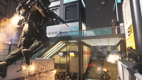 Call of Duty: Advanced Warfare (Credit: Activision-Blizzard) -